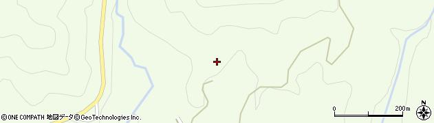 大分県竹田市植木6093周辺の地図