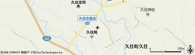 大分県竹田市久住町大字久住6173周辺の地図