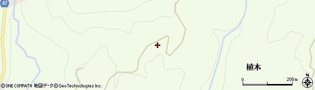 大分県竹田市植木6209周辺の地図
