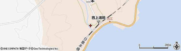 大分県佐伯市二栄1174周辺の地図
