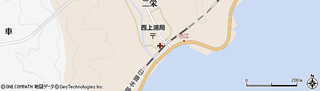 大分県佐伯市二栄1936周辺の地図