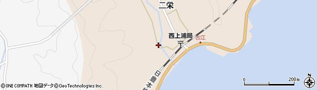 大分県佐伯市二栄1216周辺の地図