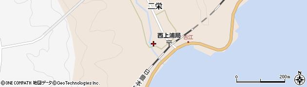 大分県佐伯市二栄1162周辺の地図