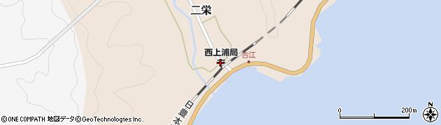 大分県佐伯市二栄1172周辺の地図