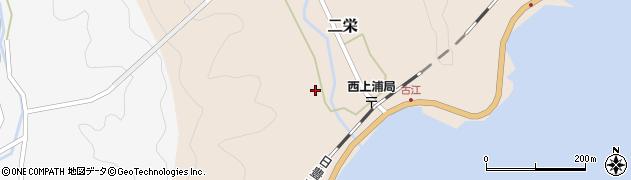 大分県佐伯市二栄1222周辺の地図