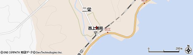大分県佐伯市二栄1136周辺の地図