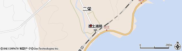 大分県佐伯市二栄1143周辺の地図