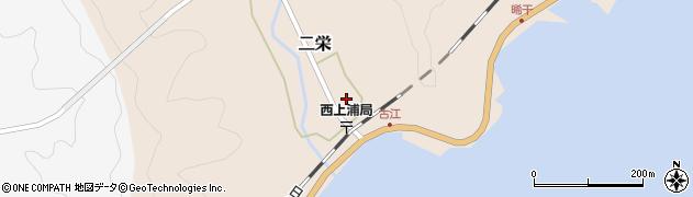 大分県佐伯市二栄1138周辺の地図