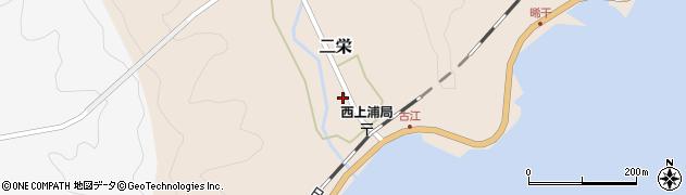 大分県佐伯市二栄1444周辺の地図