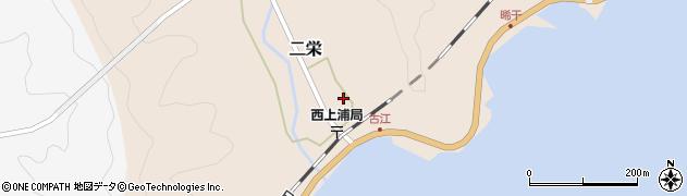大分県佐伯市二栄1134周辺の地図
