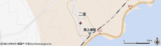 大分県佐伯市二栄1151周辺の地図