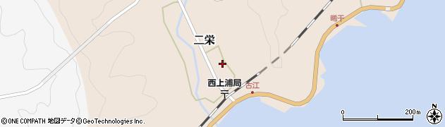 大分県佐伯市二栄1127周辺の地図