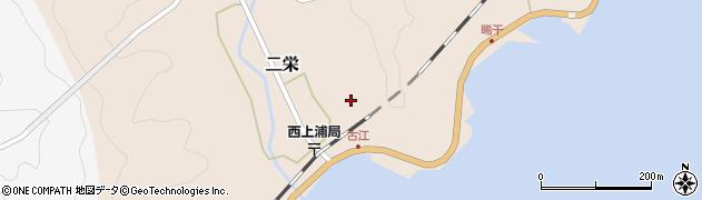 大分県佐伯市二栄589周辺の地図