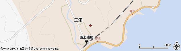 大分県佐伯市二栄626周辺の地図