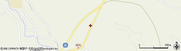大分県竹田市久住町大字久住6416周辺の地図