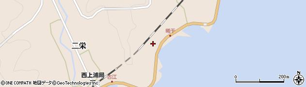 大分県佐伯市二栄529周辺の地図