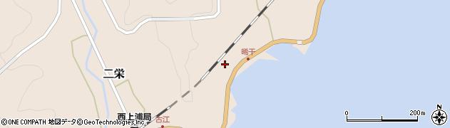 大分県佐伯市二栄527周辺の地図