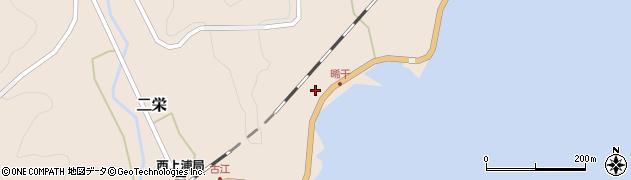 大分県佐伯市二栄525周辺の地図