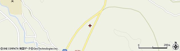 大分県竹田市久住町大字久住6412周辺の地図