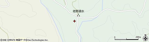 大分県竹田市久住町大字栢木144周辺の地図