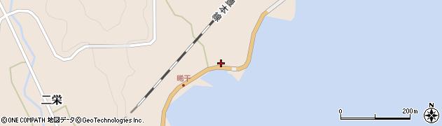 大分県佐伯市二栄137周辺の地図