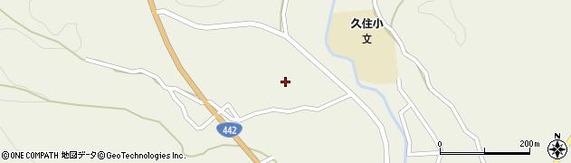 大分県竹田市久住町大字久住3491周辺の地図