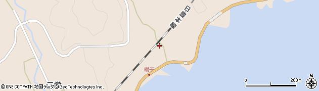 大分県佐伯市二栄387周辺の地図