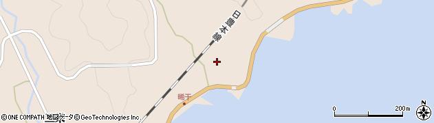 大分県佐伯市二栄140周辺の地図