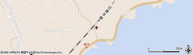 大分県佐伯市二栄151周辺の地図
