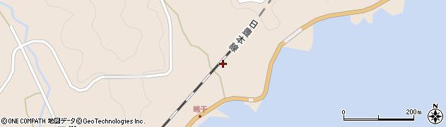 大分県佐伯市二栄152周辺の地図