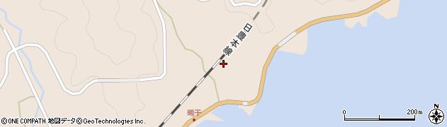 大分県佐伯市二栄127周辺の地図