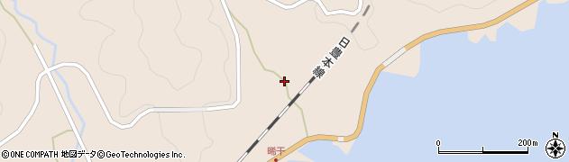 大分県佐伯市二栄373周辺の地図