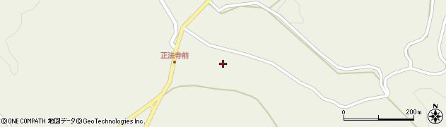 大分県竹田市久住町大字久住6912周辺の地図