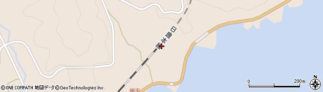 大分県佐伯市二栄123周辺の地図