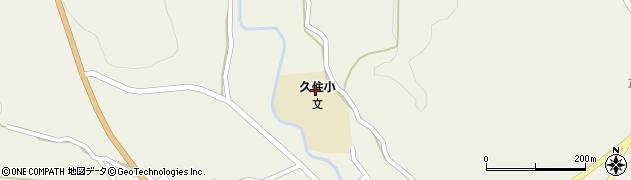 大分県竹田市久住町大字久住2859周辺の地図