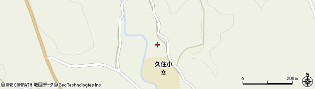 大分県竹田市久住町大字久住2868周辺の地図