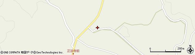 大分県竹田市久住町大字久住6898周辺の地図
