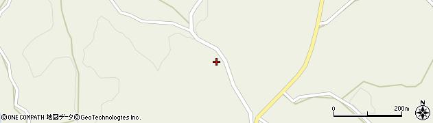 大分県竹田市久住町大字久住6346周辺の地図