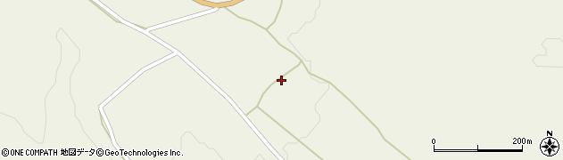 大分県竹田市久住町大字久住3886周辺の地図