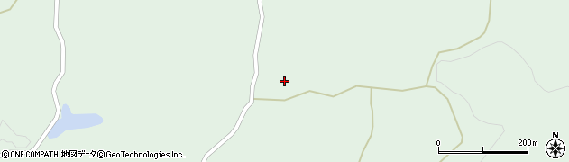 大分県竹田市久住町大字栢木4308周辺の地図
