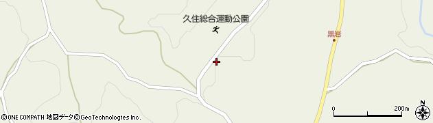 大分県竹田市久住町大字久住7681周辺の地図