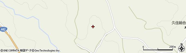 大分県竹田市久住町大字久住2991周辺の地図