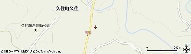 大分県竹田市久住町大字久住7563周辺の地図
