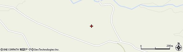 大分県竹田市久住町大字久住2503周辺の地図
