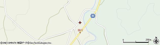 大分県竹田市久住町大字久住5周辺の地図