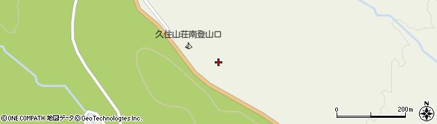 大分県竹田市久住町大字久住3991周辺の地図
