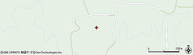 大分県竹田市久住町大字栢木2173周辺の地図