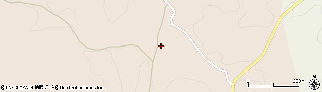 大分県竹田市直入町大字長湯1928周辺の地図