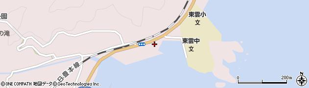大分県佐伯市上浦大字浅海井浦78周辺の地図