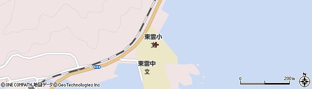 大分県佐伯市上浦大字浅海井浦3周辺の地図